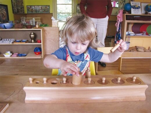 Prepare the return to school with the help of Montessori Materials