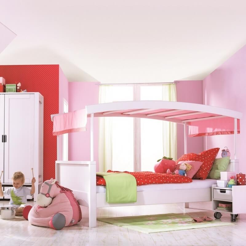 Matti Bed with Arch
