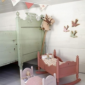 "Dream Rooms - Andorinha pequena ""Fly in Love"""