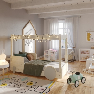 Dream Rooms - Cama Discovery