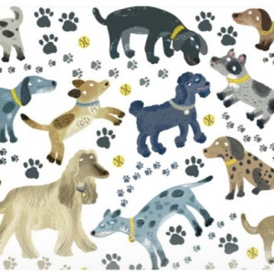 Dream Rooms - Walkies Wall Stickers