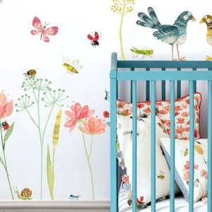 Dream Rooms - Meadow Wall Stickers