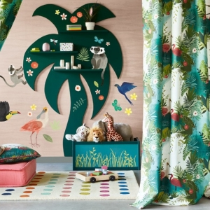Dream Rooms - Jungle Jumble Wall Stickers